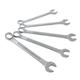 Sunex Tools 9605M 5-Piece Metric Raised Panel Combination Wrench Set