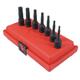 Sunex Tools 3648 7-Piece 3/8 in. Hex Drive Metric Impact Socket Set