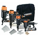 Freeman P4FNCB Finishing Stapler and Nailer 4-Tool Combo Kit