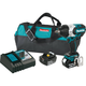 Makita XWT08M 18VLXT Lithium-Ion Brushless  High Torque 1/2 in. Square Drive Impact Wrench w/Friction Ring Kit
