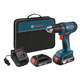 Bosch DDB181-02 18V 1.5 Ah Cordless Lithium-Ion 1/2 in. Compact Tough Drill Driver Kit