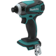 Makita XDT04Z 18V Cordless LXT Lithium-Ion Impact Driver (Bare Tool)