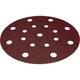 Festool 499110 6 In. P60-Grit Rubin 2 Abrasive Sheet 10-Pack