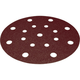 Festool 499113 6 In. P120-Grit Rubin 2 Abrasive Sheet 10-Pack