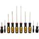 Stanley 60-100 10 Piece Basic Screwdriver Set