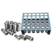 JET 650016 Premium 35-Piece 5-C Collet Set with Rack