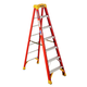 Werner 6207 7 ft. Type IA Fiberglass Step Ladder