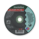 Metabo 655351000-50 4-1/2 in. x 0.045 in. A60TX Type 27 SLICER-PLUS High Performance Cutting Wheels (50-Pack)