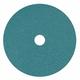 Metabo 656353000-25 4-1/2 in. ZA60 Resin Fiber Closed Coat Abrasive Discs (25-Pack)