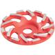 Metabo 628205000 5 in. x 7/8 in. Diamond Cup Wheel