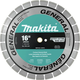 Makita A-94742 16 in. Segmented Diamond Power Cutter Blade