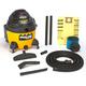 Shop-Vac 9625210 16 Gallon 6.25 Peak HP Right Stuff Wet/Dry Vacuum