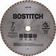 Bostitch BSA4712M 7 in. Turbo Diamond Blade