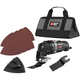 Porter-Cable PCE606K 3.0 Amp Oscillating Multi-Tool Kit with 11 Accessories