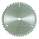 Hitachi 998864 8-1/2 in. 60-Tooth ATC Non-Ferrous Circular Saw Blade