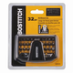 Bostitch BTMT72275 32-Piece Bit Wrench Set