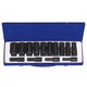 KT PRO A4406SP 14-Piece 1/2 in. Drive SAE Deep Impact Socket Set