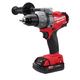 Milwaukee 2603-22CT M18 FUEL 18V Cordless Lithium-Ion Drill Driver with CP Batteries