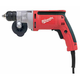 Factory Reconditioned Milwaukee 0201-80 3/8 in. Magnum Drill with Keyless Chuck