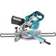 Makita XSL02Z 18V X2 LXT Cordless Lithium-Ion 7-1/2 in. Brushless Dual Slide Compound Miter Saw (Bare Tool)