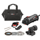 Factory Reconditioned RotoZip SS560VSC-50-RT 120V Variable-Speed RotoSaw Plus Spiral Saw Kit