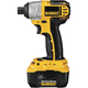 Factory Reconditioned Dewalt DC827KLR 18V XRP Cordless Lithium-Ion 1/4 in. Impact Driver Kit