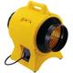 Americ VAF1500B 220V 8 in. Light Industrial Confined Space Ventilator
