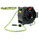 ATD 31163 3/8 in. x 60 ft. Premium FlexZilla Retractable Air Hose Reel