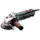 Metabo 600384420 8.5 Amp 5 in. Angle Grinder with Non-Locking Paddle Switch