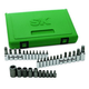 SK Hand Tool 19763 35-Piece TORX Bit Socket Superset