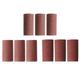 Dremel MM731 80/120/240-Grit Multi-Max Contour Sanding Tubes (9-Pack)