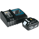 Makita BL1840DC1 LXT 18V Lithium-Ion Battery and Charger Starter Pack