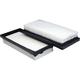 Makita P-79843 Main Flat Nano Filters for VC4710 Vacuum (2-Pack)