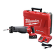 Factory Reconditioned Milwaukee 2720-81 M18 FUEL 18V Cordless Sawzall Reciprocating Saw with REDLITHIUM Battery