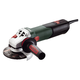 Metabo 600398420 10.5 Amp 5 in. Angle Grinder with Lock-On Sliding Switch