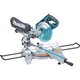 Makita XSL01Z 18V LXT Cordless Lithium-Ion 7-1/2 in. Dual Slide Compound Miter Saw (Bare Tool)