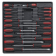 GearWrench 80066 20-Piece Master Dual Material Screwdriver Set