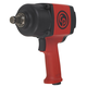 Chicago Pneumatic 7763 3/4 in. Super Duty Air Impact Wrench with Ring Retainer