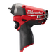 Factory Reconditioned Milwaukee 2452-80 M12 FUEL 12V Cordless Lithium-Ion 1/4 in. Impact Wrench (Bare Tool)