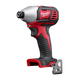 Factory Reconditioned Milwaukee 2656-80 M18 18V Cordless Lithium-Ion 1/4 in. Hex Impact Driver (Bare Tool)