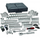 GearWrench 80933 216-Piece SAE/Metric Mechanics Tool Set