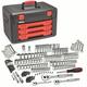 GearWrench 80935 225-Piece SAE/Metric Mechanics Tool Set