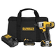 Factory Reconditioned Dewalt DCF815S2R 12V MAX Lithium-Ion 1/4 in. Impact Driver Kit