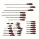 GearWrench 80067P 34-Piece Master Screwdriver Set