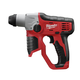 Factory Reconditioned Milwaukee 2412-80 M12 12V Cordless Lithium-Ion 1/2 in. SDS Plus Rotary Hammer Kit (Bare Tool)