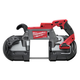 Factory Reconditioned Milwaukee 2729-80 M18 FUEL 18V Cordless Lithium-Ion Deep Cut Band Saw (Bare Tool)