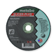 Metabo 655352000 6 in. x 0.045 in. A60TX Type 27 SLICER-PLUS High Performance Cutting Wheels (50 Pc)