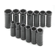 SK Hand Tool 833 13-Piece 3/8 in. Drive Twist Deep TurboSocket Set