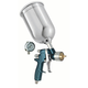 DeVilbiss FLG670 FinishLine Solvent-Based Spray Gun Kit