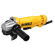 Dewalt DWE402W5 4-1/2 in. 11 Amp Paddle Switch Angle Grinder Kit